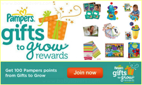 Pampers Gifts To Grow Code | Coupon Granny In KC
