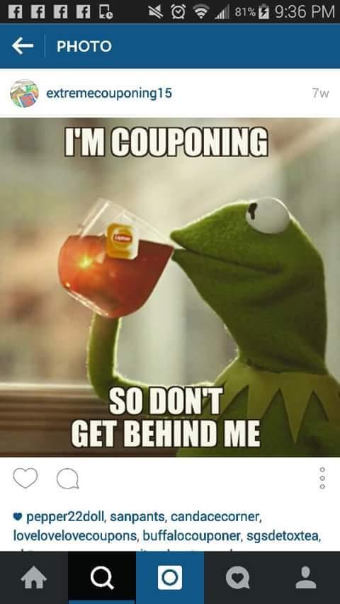 im couponing